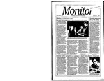 Monitor Newsletter March 11, 1991