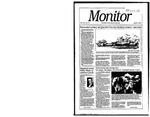 Monitor Newsletter April 08, 1991