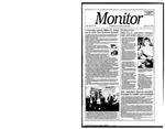 Monitor Newsletter April 15, 1991