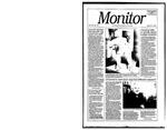 Monitor Newsletter April 22, 1991