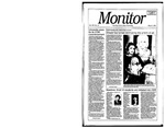 Monitor Newsletter May 06, 1991