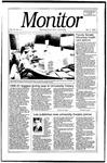 Monitor Newsletter October 07, 1991