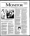Monitor Newsletter October 21, 1991