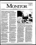 Monitor Newsletter November 04, 1991