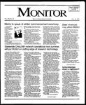 Monitor Newsletter November 18, 1991