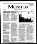 Monitor Newsletter December 09, 1991