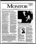Monitor Newsletter March 16, 1992