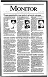 Monitor Newsletter July 27, 1992