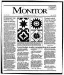 Monitor Newsletter August 24, 1992