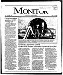 Monitor Newsletter October 12, 1992