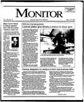 Monitor Newsletter March 29, 1993