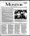 Monitor Newsletter August 30, 1993