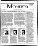 Monitor Newsletter December 13, 1993