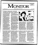 Monitor Newsletter January 09, 1995