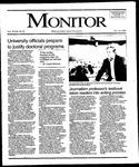 Monitor Newsletter January 16, 1995