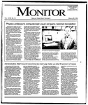 Monitor Newsletter March 20, 1995