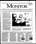 Monitor Newsletter April 10, 1995