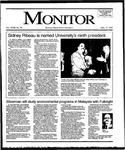 Monitor Newsletter April 17, 1995