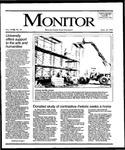 Monitor Newsletter April 24, 1995