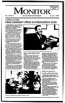 Monitor Newsletter August 07, 1995