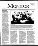 Monitor Newsletter October 16, 1995