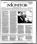 Monitor Newsletter October 23, 1995