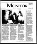 Monitor Newsletter October 30, 1995