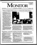 Monitor Newsletter December 04, 1995