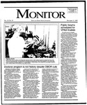 Monitor Newsletter December 11, 1995