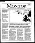 Monitor Newsletter January 15, 1996