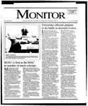 Monitor Newsletter January 22, 1996