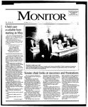 Monitor Newsletter March 11, 1996