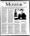 Monitor Newsletter April 22, 1996