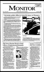 Monitor Newsletter June 10, 1996