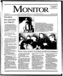 Monitor Newsletter September 16, 1996
