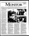 Monitor Newsletter September 30, 1996