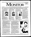 Monitor Newsletter October 28, 1996