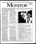 Monitor Newsletter November 11, 1996