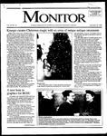 Monitor Newsletter December 16, 1996