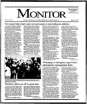 Monitor Newsletter March 03, 1997