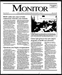 Monitor Newsletter April 28, 1997
