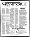Monitor Newsletter November 03, 1997
