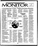 Monitor Newsletter January 19, 1998