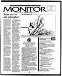 Monitor Newsletter March 16, 1998