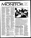 Monitor Newsletter March 23, 1998