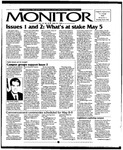 Monitor Newsletter April 20, 1998