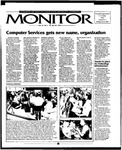 Monitor Newsletter July 20, 1998