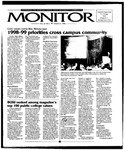 Monitor Newsletter August 31, 1998
