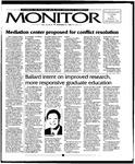 Monitor Newsletter September 14, 1998