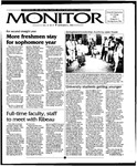 Monitor Newsletter September 21, 1998